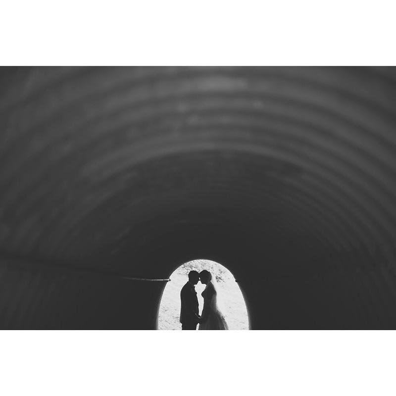 Tunnel Love by Tim Brown
