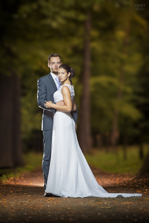 Wedding  by Petr Pilský
