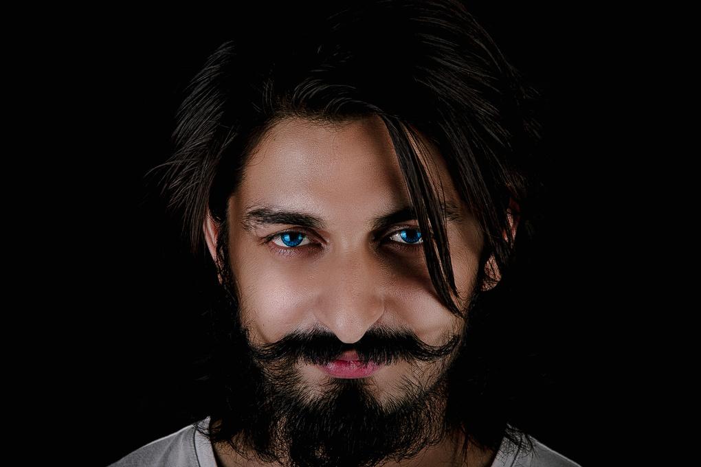 Glittering Eyes by Abdul Rahman