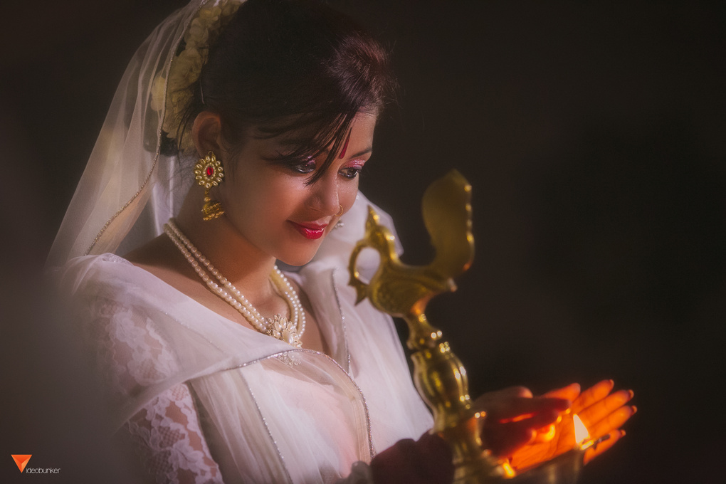 Golden Beauty by Abdul Rahman