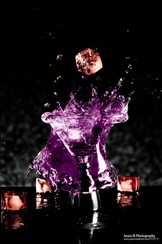 Splash by Jason Mahaffey