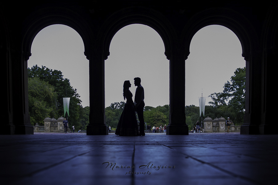 Engagement by Marino Aloysius