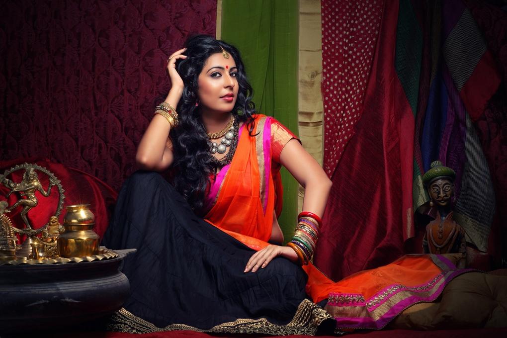 Leona Lishoy by Ajith Pran