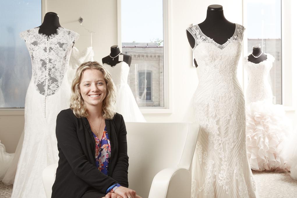 Bridal Shop by Ethan Bender