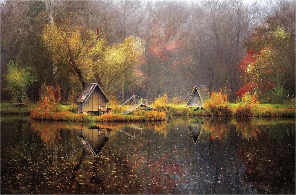 Enchamted Lands by Gabor Dvornik