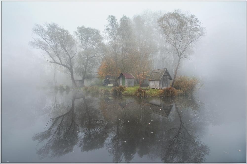 The Village by Gabor Dvornik