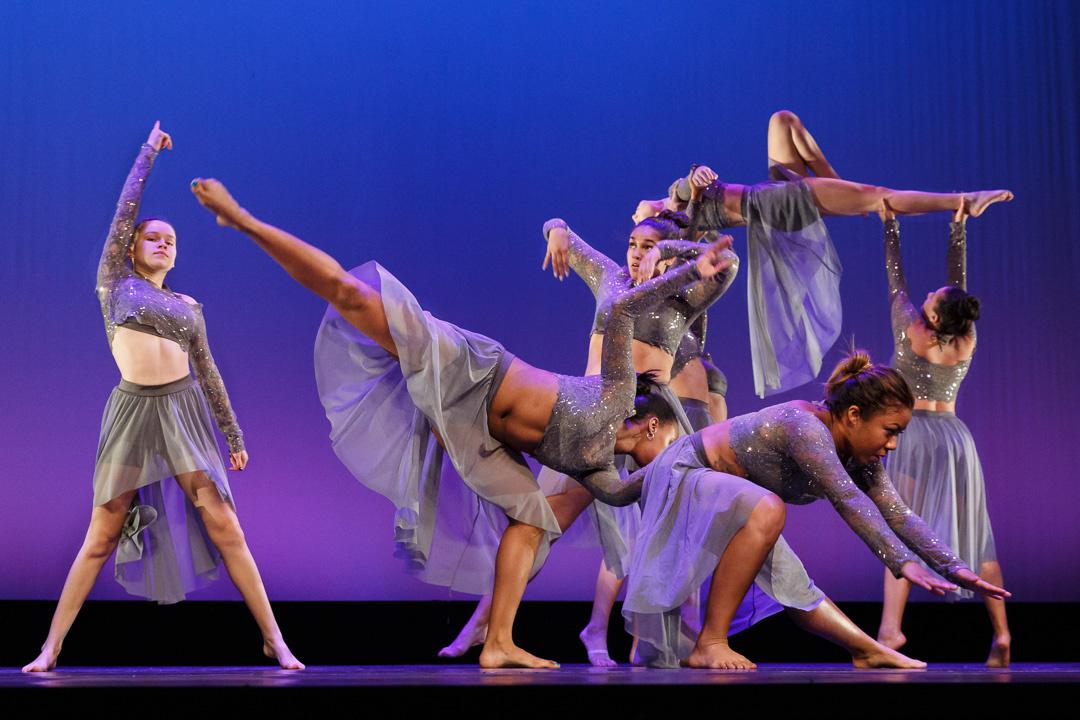 Hamilton Dance Studio Contemporary Performance by Marc DeGeorge