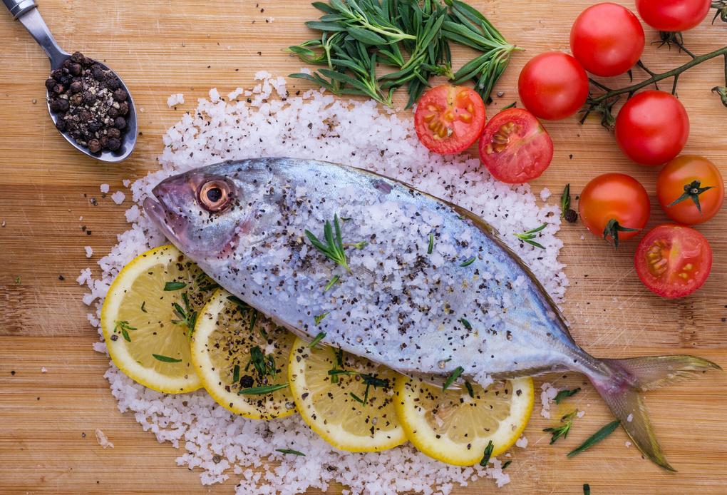 Preparation : The Fish by Pratik Dhakan