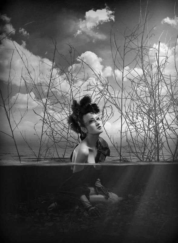 Geisha by Marcos Domenech