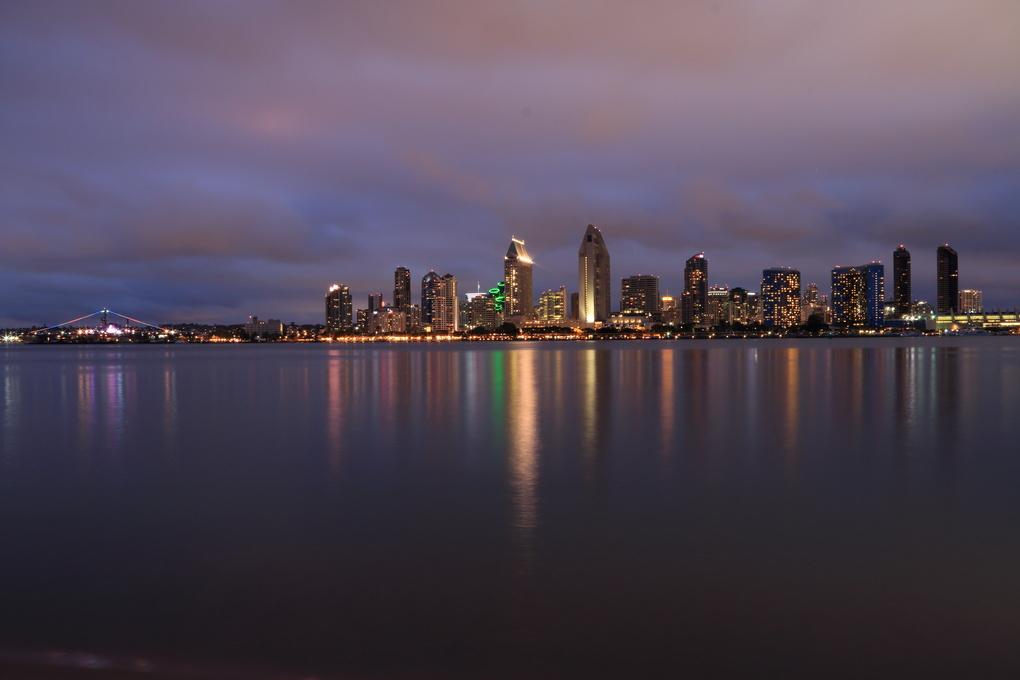 Downtown San Diego#1 by Craig McGregor
