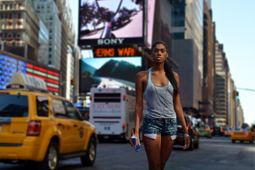 Manhattan Shadow Games by Oliver Lison
