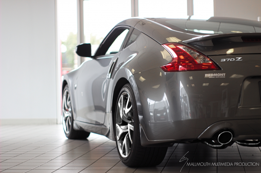 370z by Hudson May