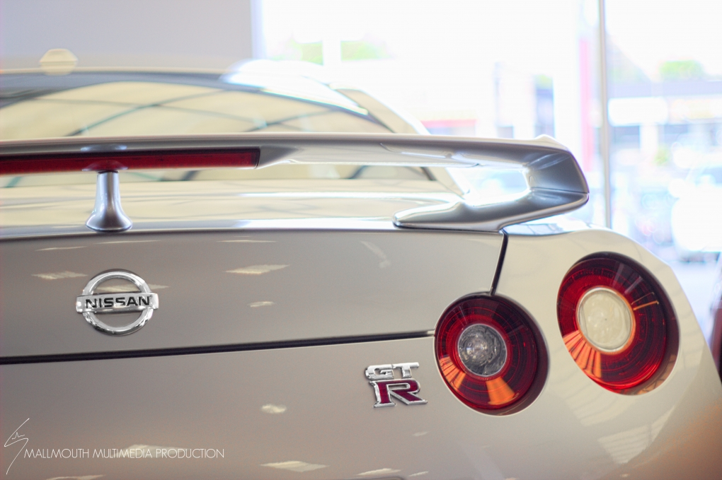 GTR by Hudson May
