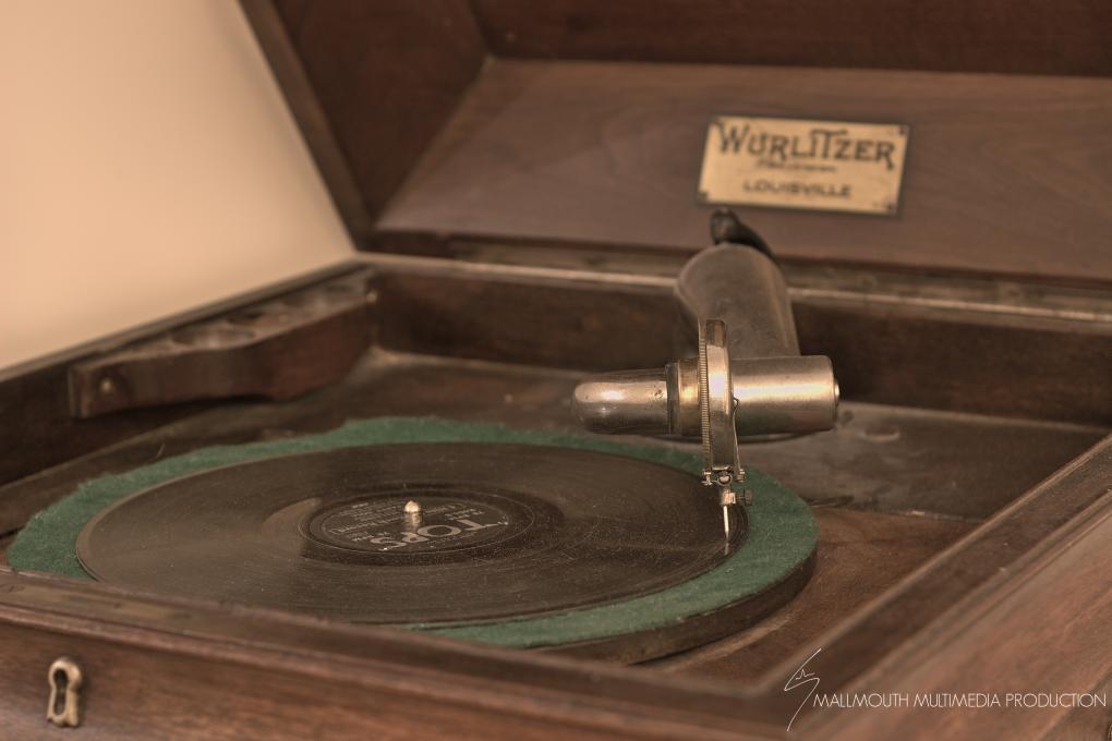 Dusty Wurlitzer by Hudson May