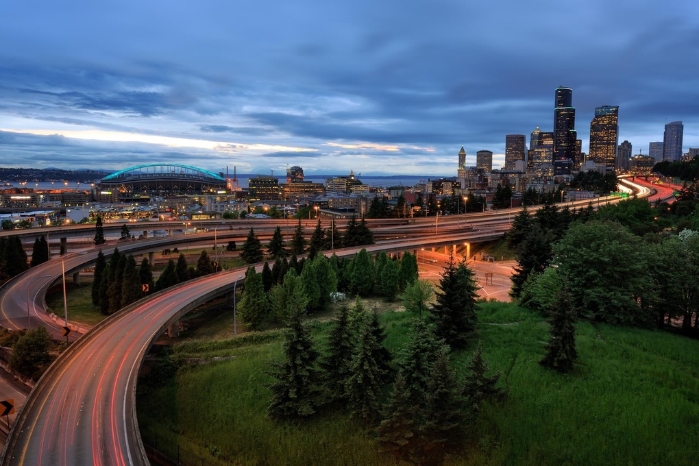 Seattle by Joel Cleare