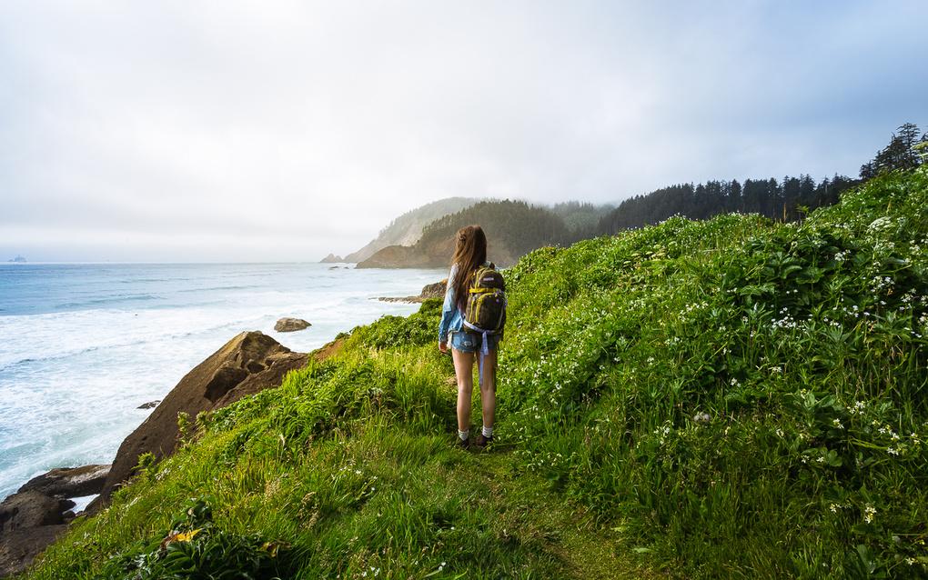 Exploring the Oregon Coast by Dustin Boyersmith