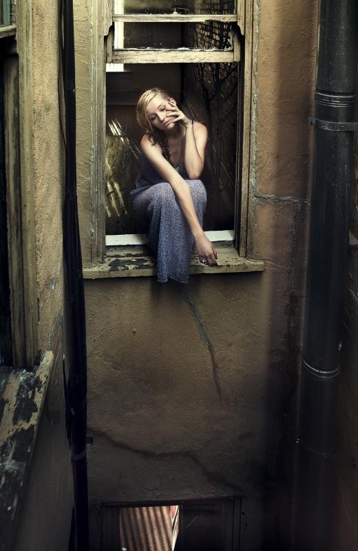 Nicole by Steven David Branon