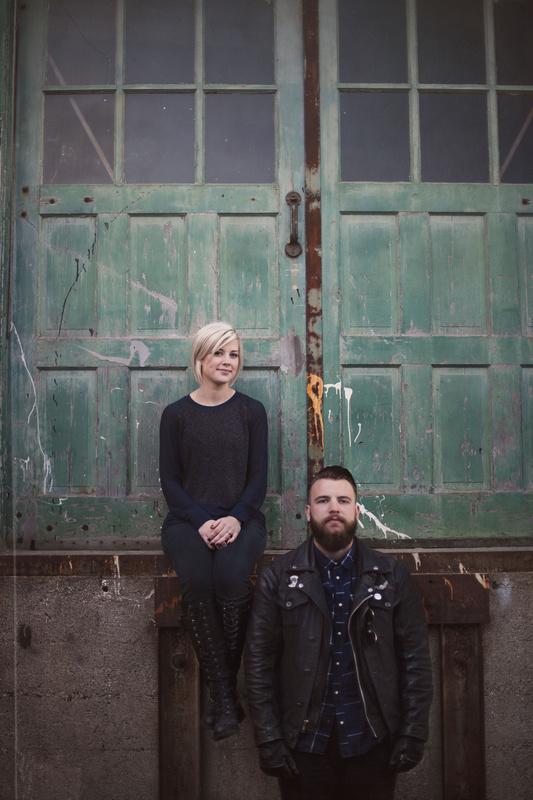 John & Katie by Steven David Branon