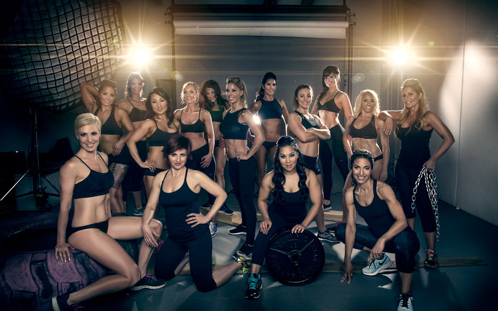 Blessed Bodies Fitness Team Photo by Rob Trendiak
