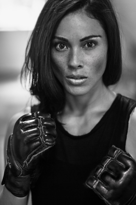 Boxing Beauty  by Rob Trendiak