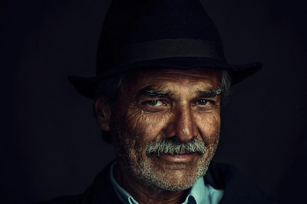 Carlos Marin portrait by andres gonzalez