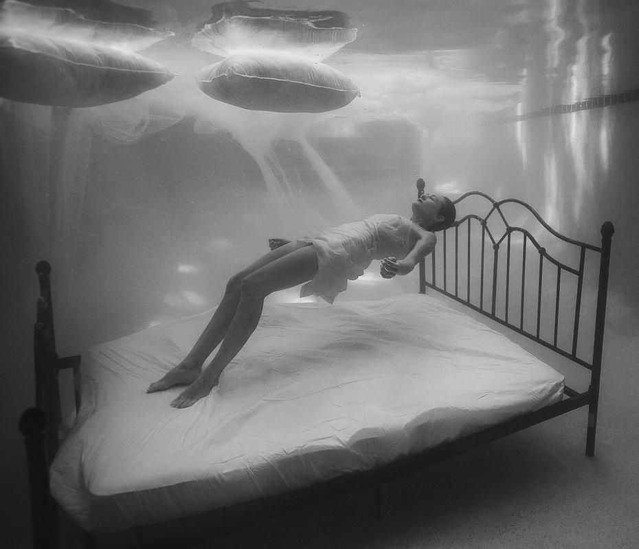 Underwater Dreaming by Romi Burianova