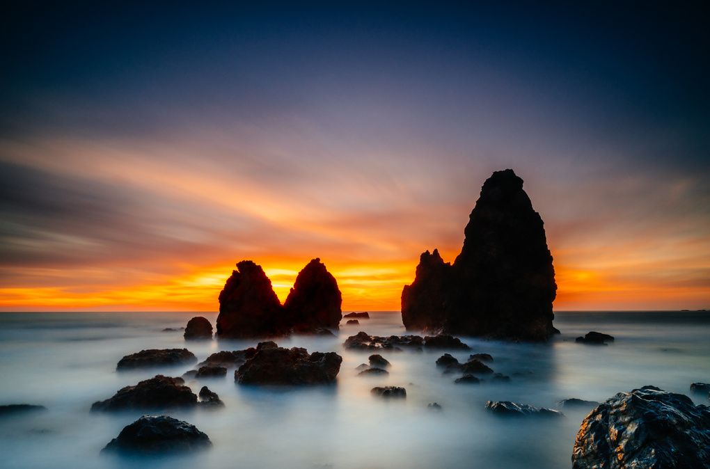 Rodeo Beach Super Bowl by Eric Hodges