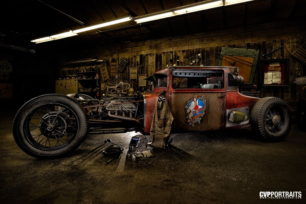 Rat Rod by Bill Larkin