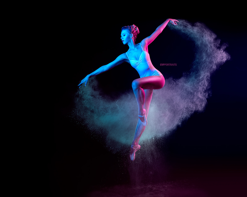 Dancer by Bill Larkin