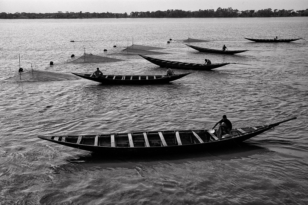 boats  by Arshad Ron
