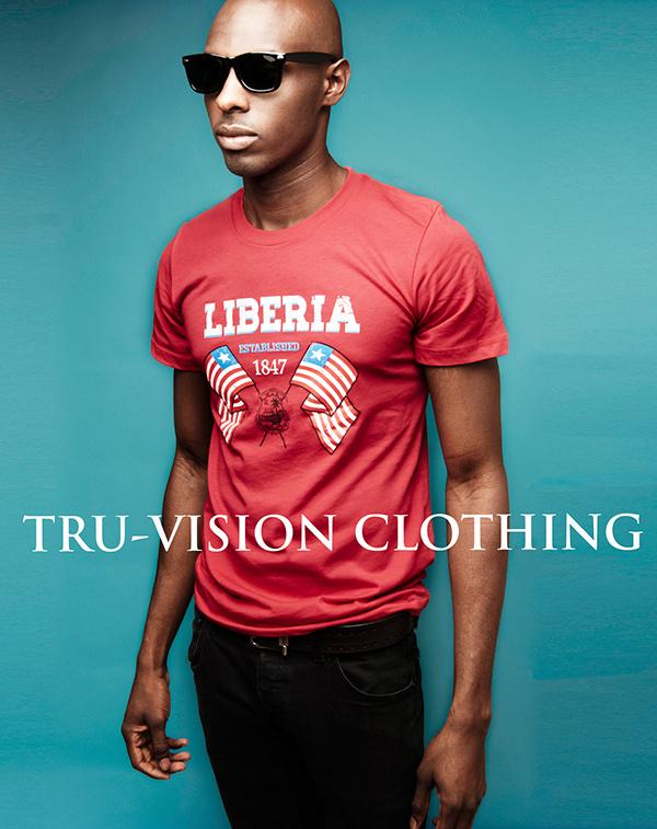 African Fashion T-Shirt by Paul Hance