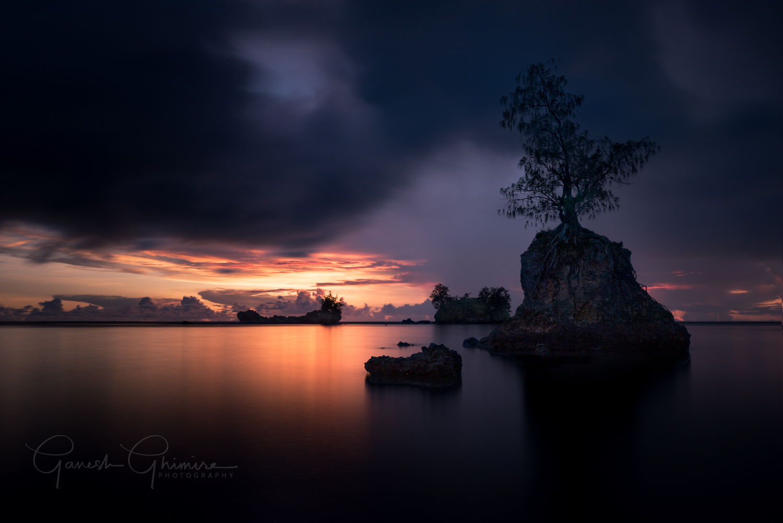 Dark Days by ganesh ghimire