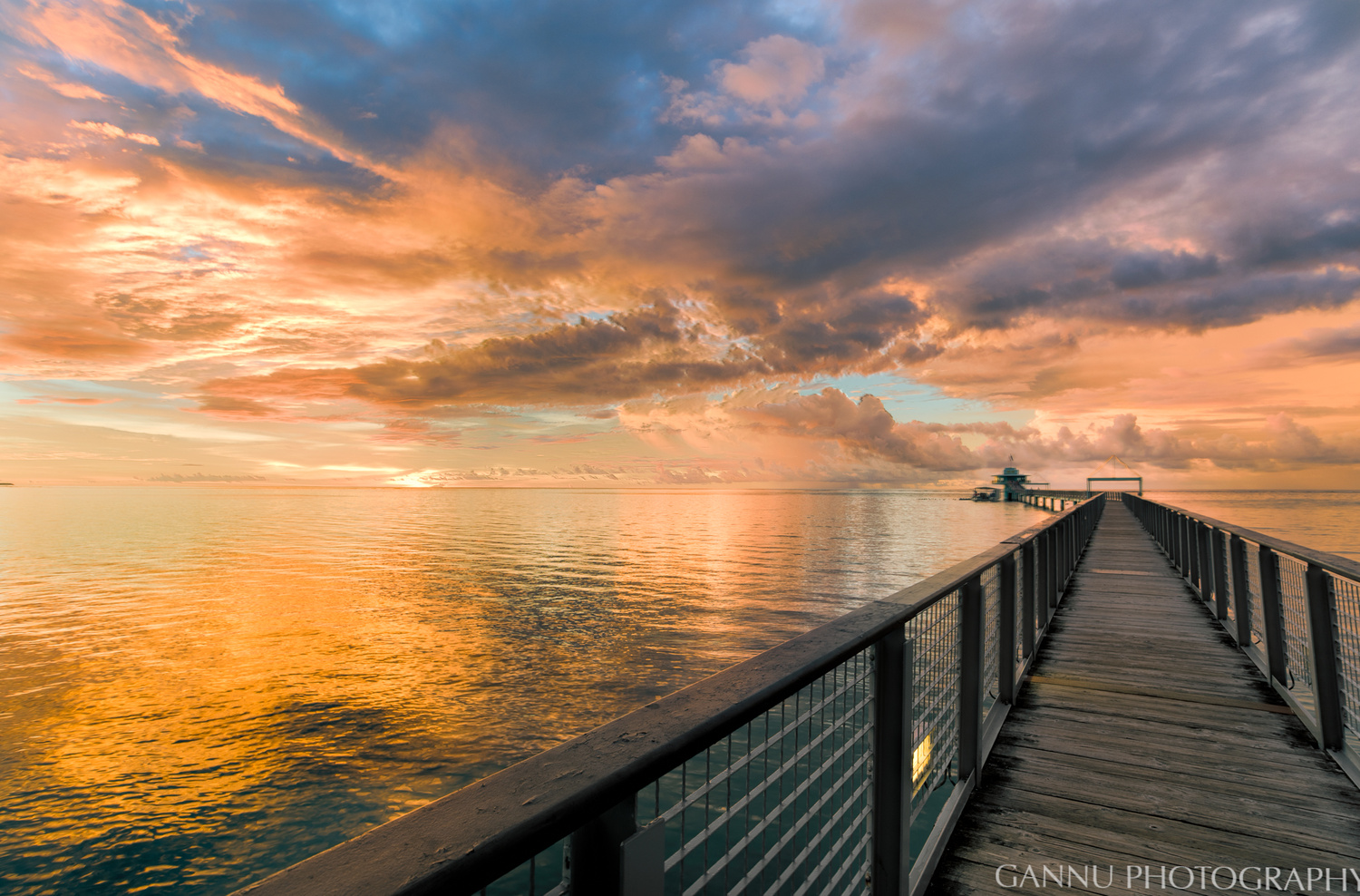 Majestic Sunset by ganesh ghimire