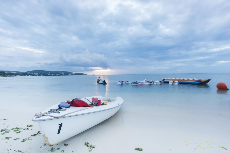windy Guam by ganesh ghimire