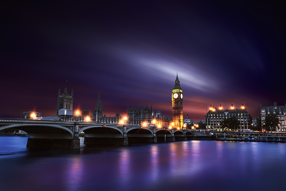 Colors of Westminster by Jackson Carvalho