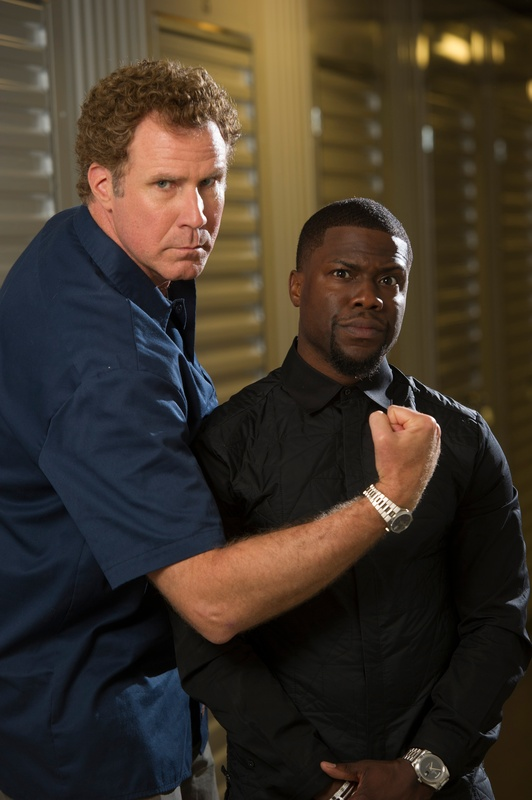 Get Hard Will Ferrell and Kevin Hart by Jack Gruber