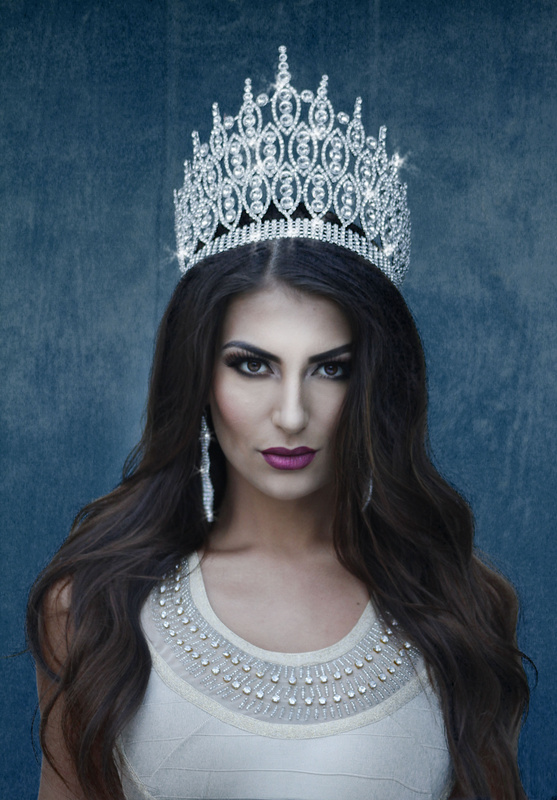 Miss North Hollywood USA by Courtney McCatty