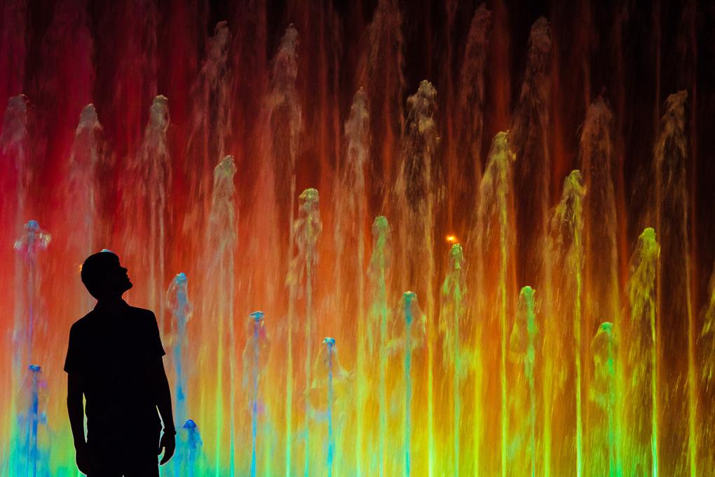 Magico del Agua by Briana May
