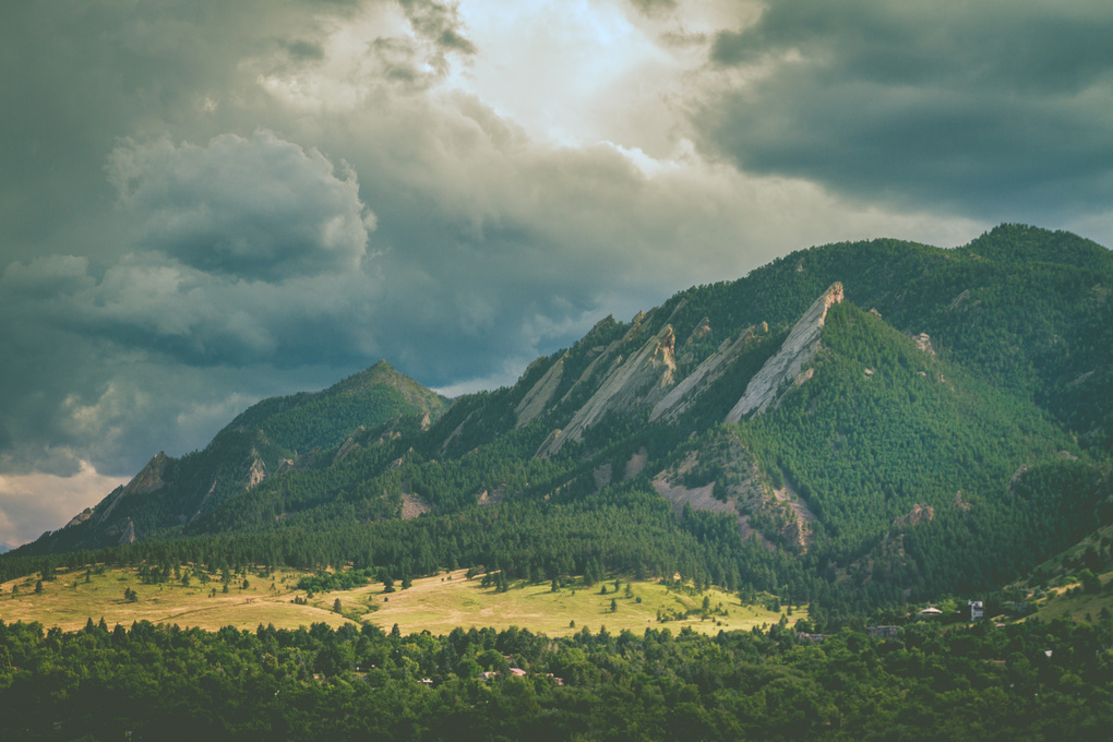 The Front Range by Briana May