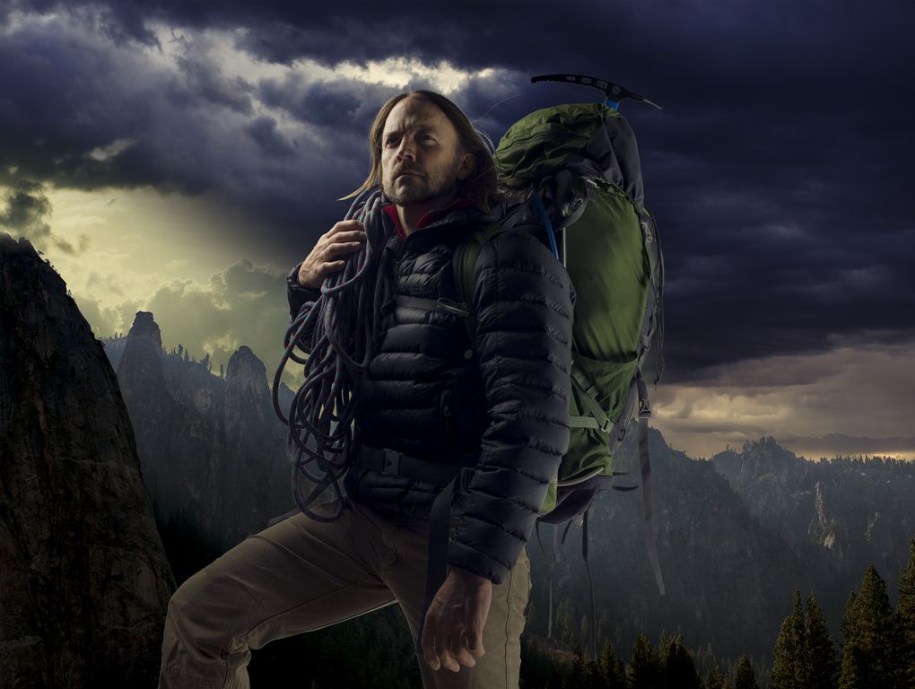 Mountaineer by Justin Lister