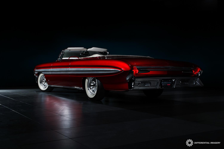 "1961 Oldsmobile Starfire - The ""Aladdin"" by Stephen Flanscha"