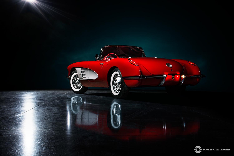 1959 Chevrolet Corvette by Stephen Flanscha