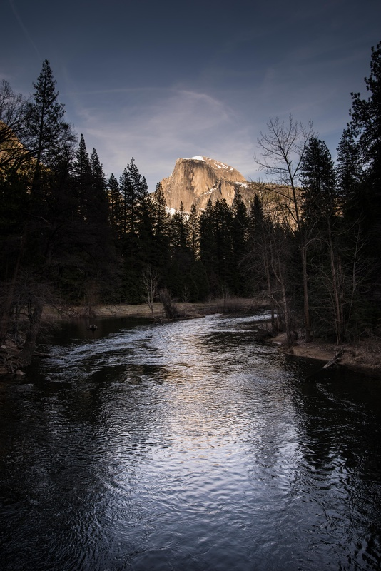 Half Dome  by Chris Ramsey