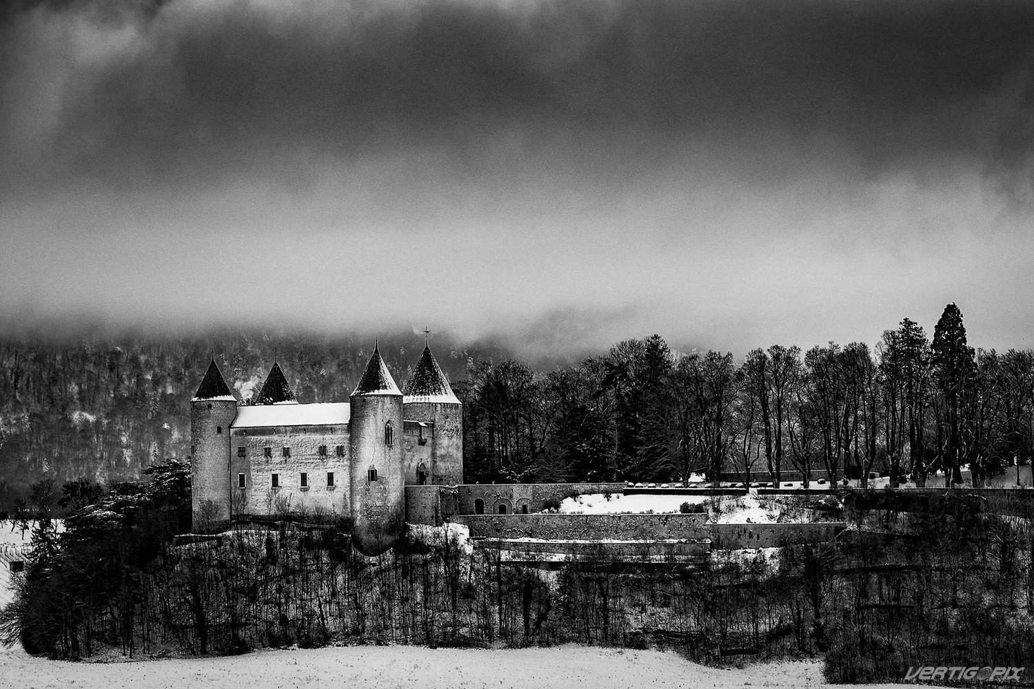 Castle by Christian Chaney