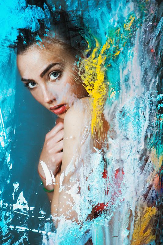 The New Paint by Matej Jurcevic