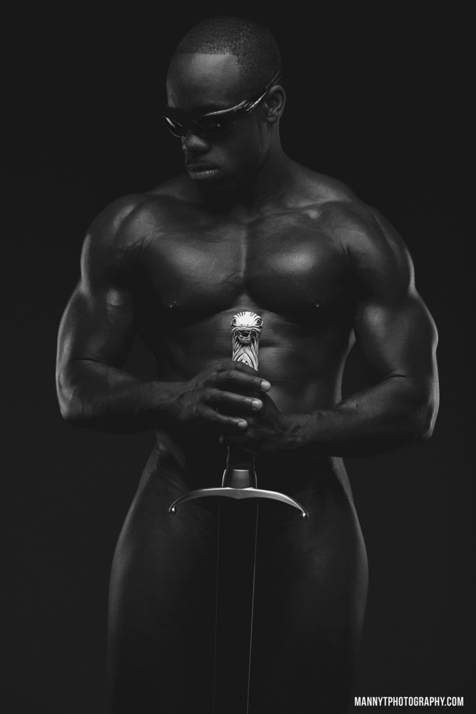 Fitness IV by Manny Torres