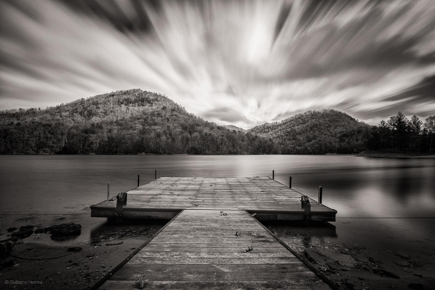 Bear Lake Reserve by Guillermo Herrera