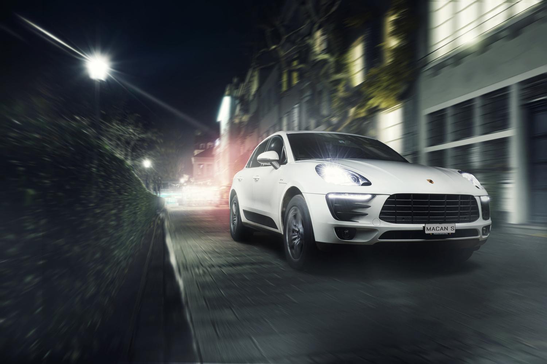 Porsche Macan S by Cédric Bloch