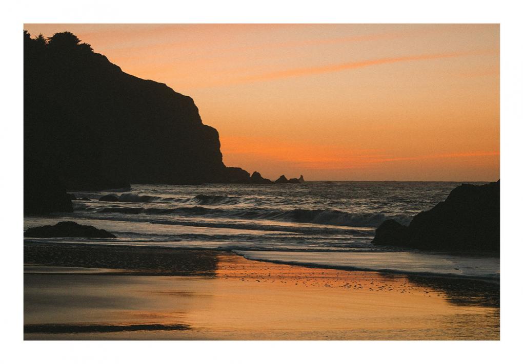Baker Beach by Rafael Ribeiro