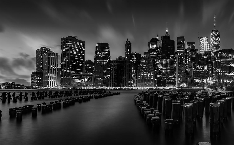 New York by Randy Smith